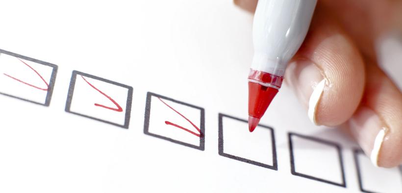 Checklists - an Academic Leadership Tool