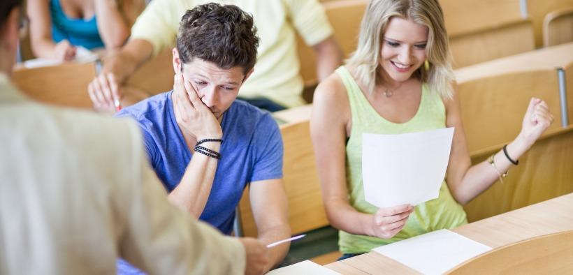 tenured vs. non-tenured faculty