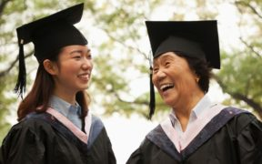 Lessons learned from Chinese university