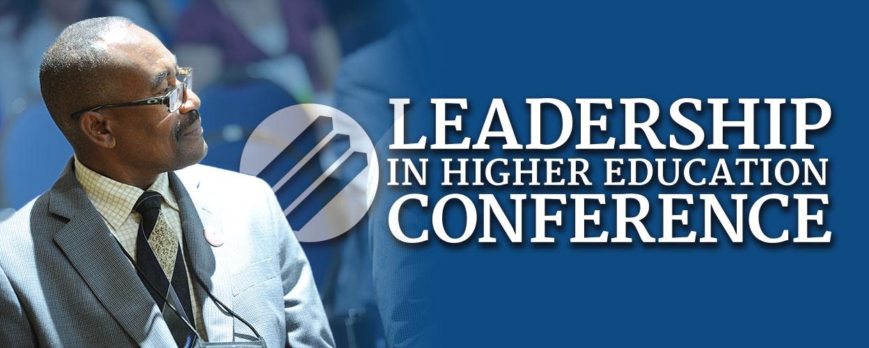 Leadership in Higher Education
