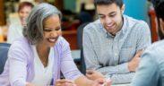 academic leaders in training