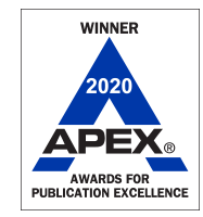 Winner 2020 Apex Award for Publication Excellence